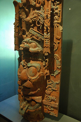 Palenque - 21 Censer for Maize God