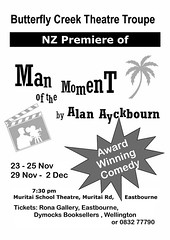 Man of the Moment Poster