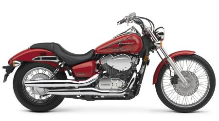Honda Shadow Spirit VT750DC2