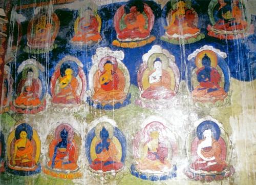 Monastery Fresco Paintings