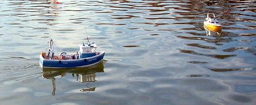 battle of the bateaux electriques
