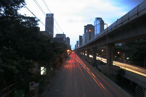 Traffic, Bangkok