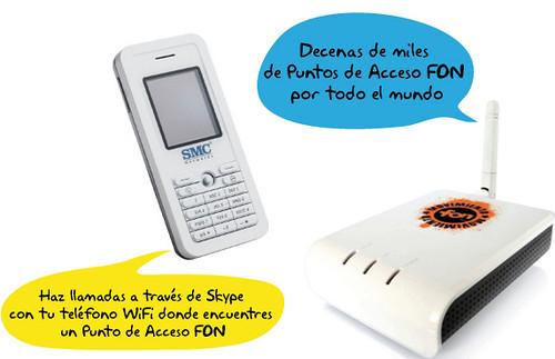 Fon Skype