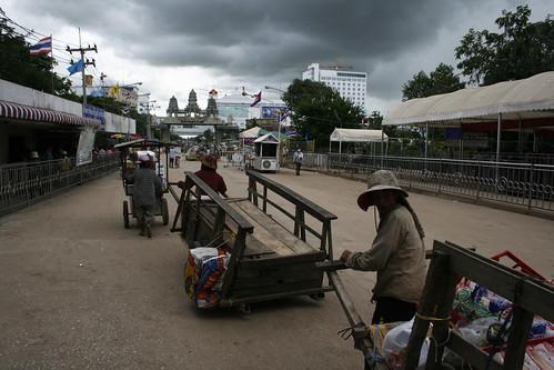 Thai-Cambodia Border
