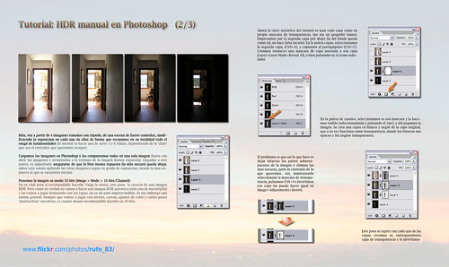 Tutorial pseudo-HDR Manual en Photoshop (2)
