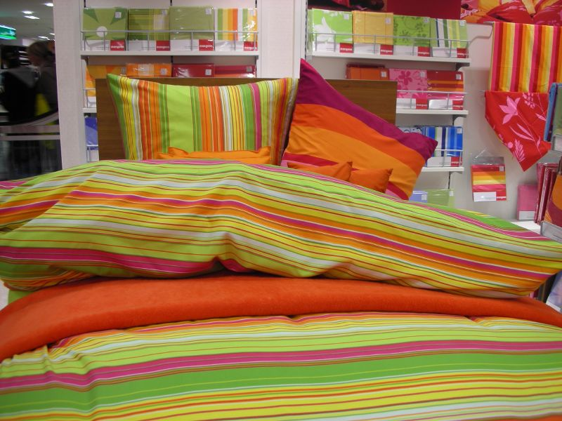 Manguun Bedding at Galeria Kaufhof (Germany)