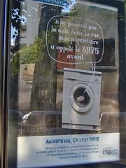 Non abbandonare la lavatrice (lei non lo farebbe)