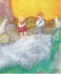 (C) Betty Jones, A Child's Seasonal Treasury