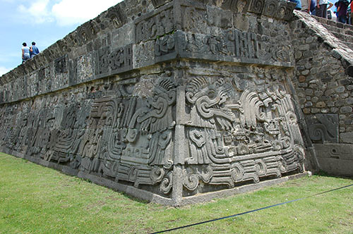 Xochilcalco - 13 Plumed Serpent