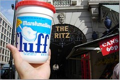 Fluff at the Ritz