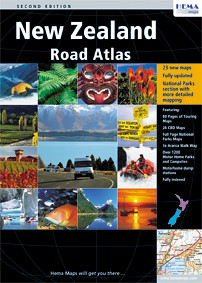 NZ Road Atlas