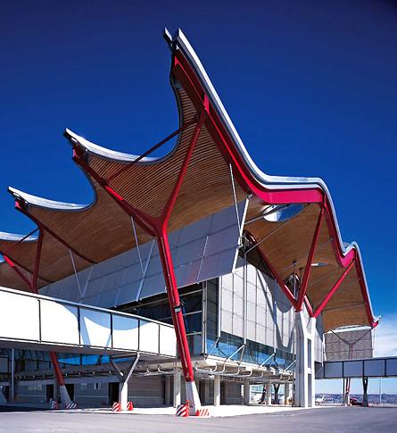 Barajas Airport - Madrid
