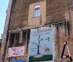 Murales all'Albergheria
