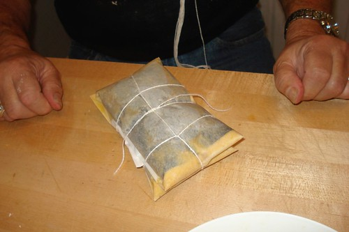 how to make pasteles machine
