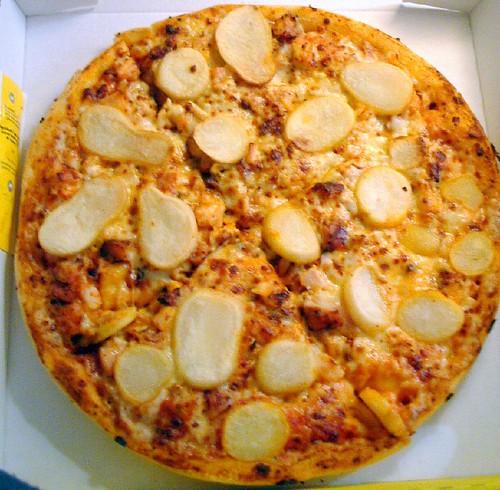 Indiana pizza