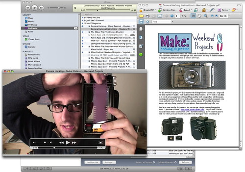Camera Hacking Podcast