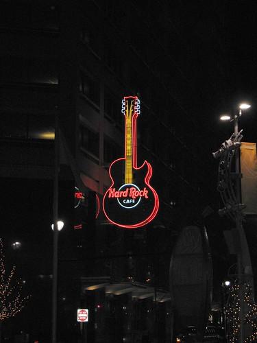 Detroit Hard Rock Cafe