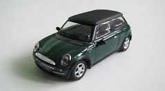 Mini Cooper_Miniature