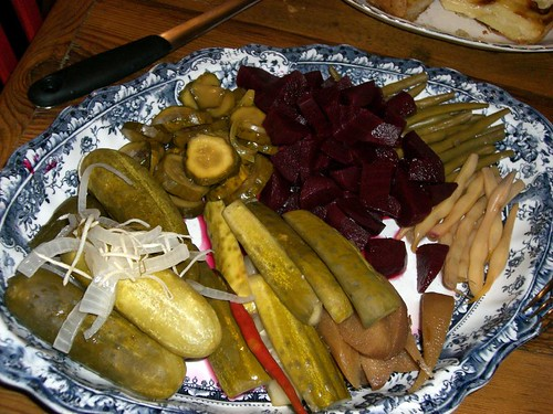 Pickle Party Platter