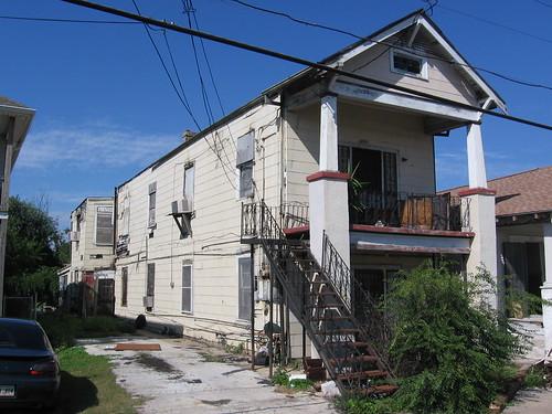 1317-17 1/2 South Derbigny Street, Central City
