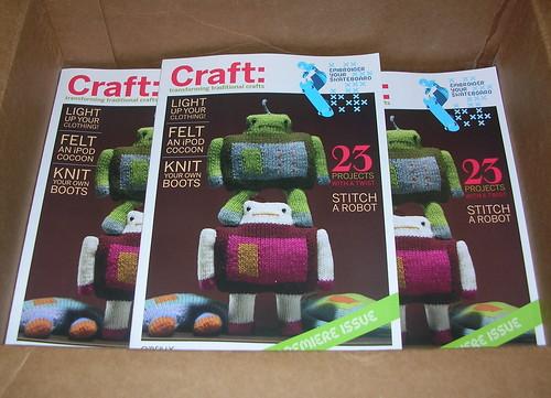 Box of Craft (by Brian Sawyer)
