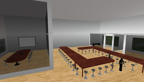 Coworking in Second Life