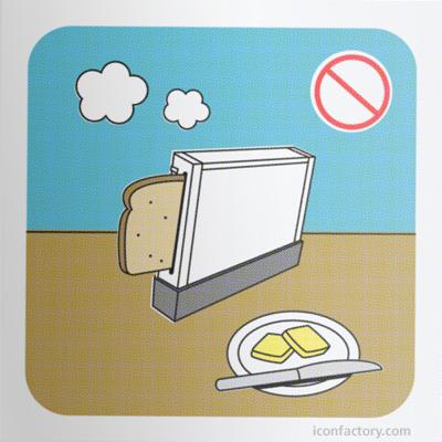 A Wii non é unha tostadora