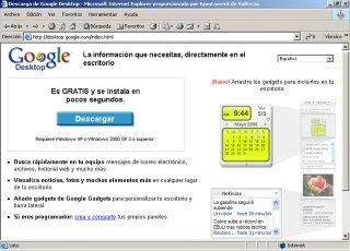 Desktop Google