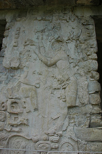 Palenque - 09 Palace Relief of captive elite