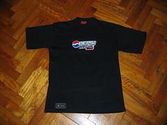 PepsiMusic2006 - Remera