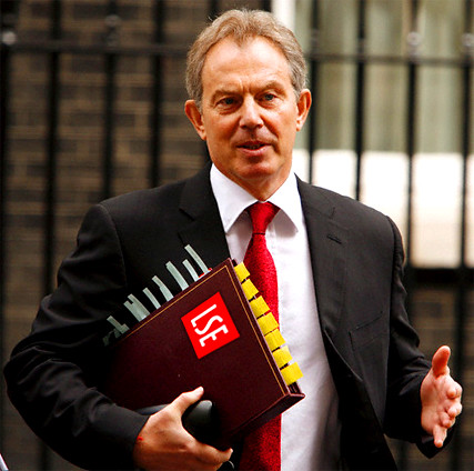Blair and LSE