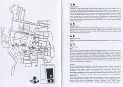 Setiap video yang dihasilkan disertai dengan keterangan detail lokasi yang berkaitan dengan objek yang direkam dalam bentuk sebuah peta hijau. Satu tema video bisa diuraikan dalam beberapa titik lokasi di dalam peta.