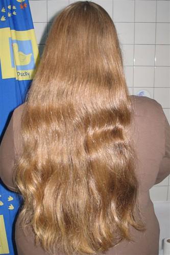 My No-Poo hair
