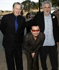 Bono en la premier de