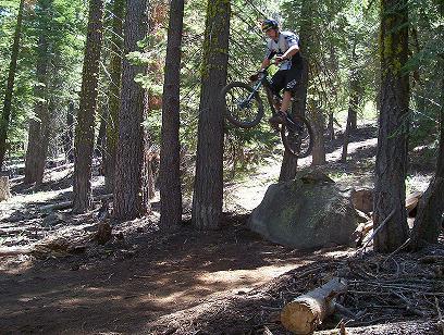 Jackass Ridge