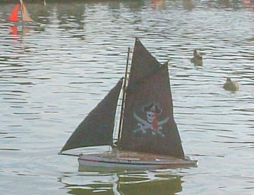 A rogue vessel!