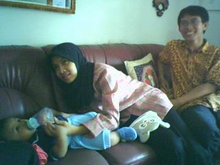 Wawan's family
