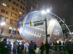 Detroit Superbowl