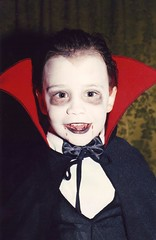 Chris Hallowe'en 1991