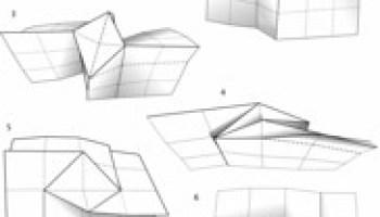 Square Weave Tessellation Origami Tessellations