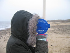 Guess who's using the gun clinometer