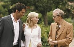 Jackman, Johansson y Allen