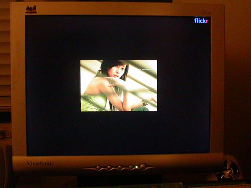 Flickr Screensaver