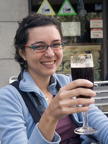 Nice dark ale
