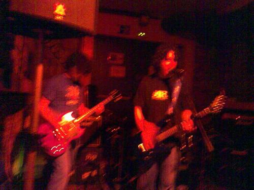 Foto del concierto de los Missouri Rednecks