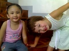Ella and Ashley