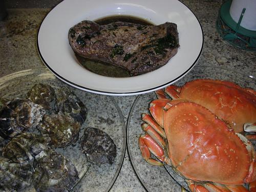 B-Day Dinner