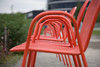 The Red Chairs