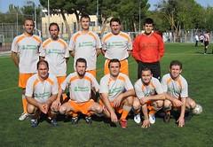 Futbol 7 Barbacoa el torreón