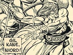 Gil Kane - Espada e Feitiçaria
